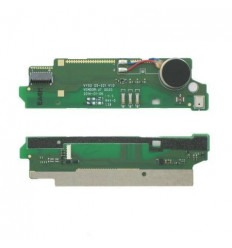 Sony Xperia M2 S50H vibrator with microphone flex cable
