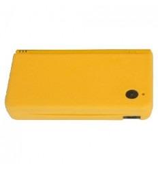 Protector silicona amarillo Nintendo DSi XL