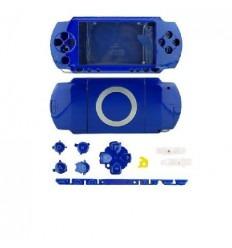 Carcasa completa PSP 1000 Azul