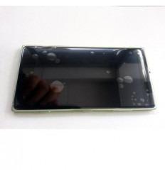 Nokia Lumia 830 pantalla lcd + tactil negro original + marco