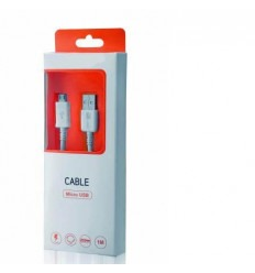 Cable Usb - Micro usb ultra 6106