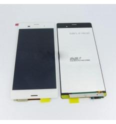 Sony Xperia Z3 D6603 D6643 D6653 pantalla lcd + táctil blanc