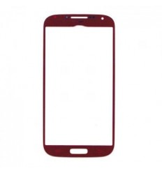 Samsung Galaxy S4 I9500 i9505 Cristal Rojo