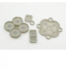 Nintendo DSI XL gomas botones repuesto
