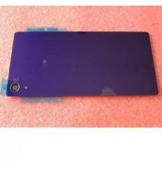 Sony Xperia Z2 6502 D6503 tapa batería lila con NFC
