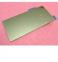 Sony Xperia Z3 D6603 D6643 D6653 tapa batería verde con NFC