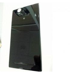 Sony Xperia T2 Ultra D5322 T2U XM50H tapa batería negro