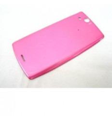 Sony Ericsson Xperia Arc LT15I tapa batería rosa