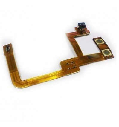 Volume and L buttons flex cable Nintendo DSi XL