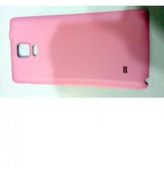 Samsung Galaxy Note 4 SM-N910F pink battery cover
