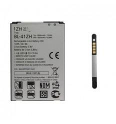 Original Battery LG BL-41ZH D213N D290n 1900mAh