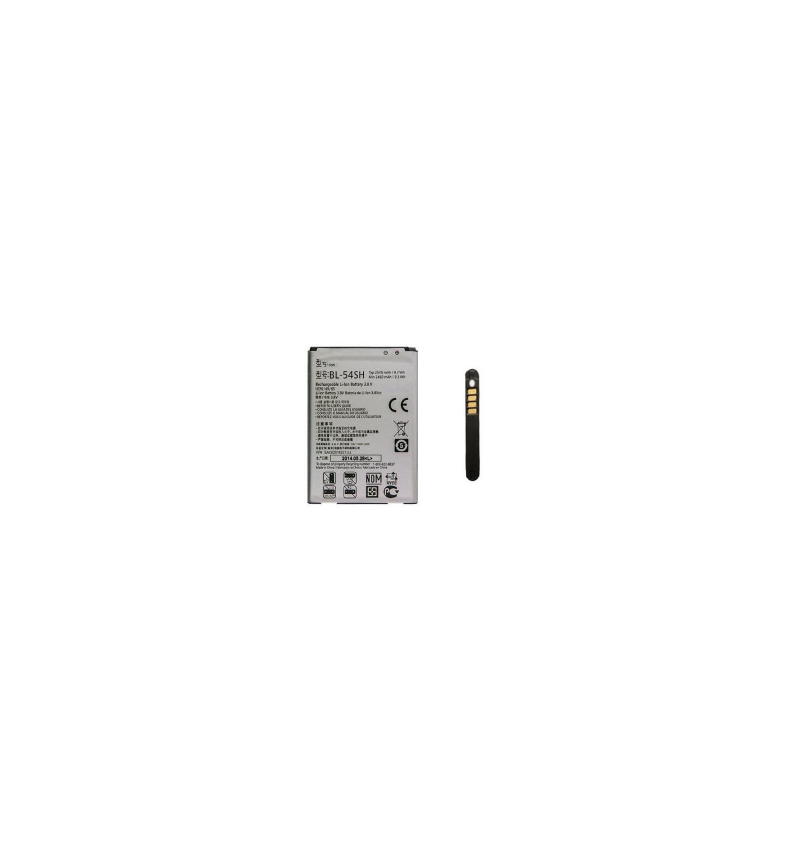 Original battery LG BL-54SH D405 L90 D722 G3 Mini D331 L Bel