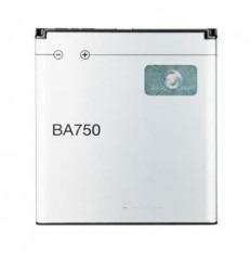 Batería original Sony BA750 Xperia Arc X12 ARC S LT15I LT18I