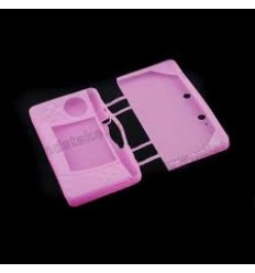 Silicon guard skin pink Nintendo 3DS
