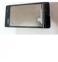 Sony Ericsson Xperia Miro ST23I marco frontal negro