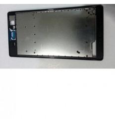 Sony Xperia T3 D5102 D5103 D5106 M50W carcasa frontal negro