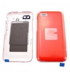 Blackberry Q5 tapa batería rojo con NFC