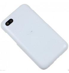 Blackberry Q5 tapa batería blanco con NFC