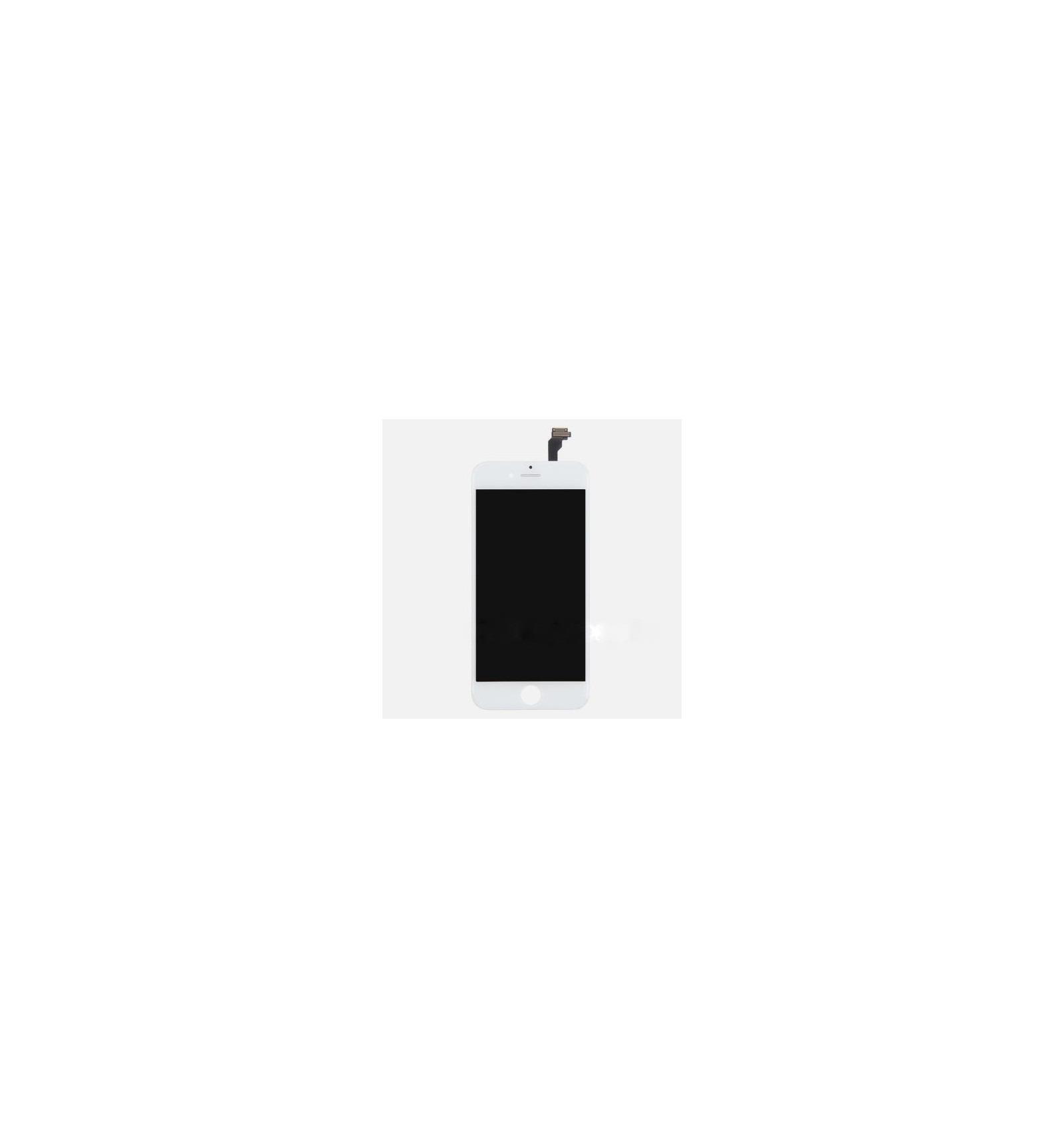 Iphone 6 Pantalla Lcd Cristal Blanco 100 Original