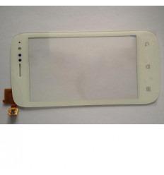 Fly IQ442 pantalla táctil blanco original