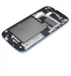 Samsung Galaxy Core Duos I8260 I8262 carcasa frontal azul or