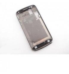 Samsung Galaxy Core Duos I8260 I8262 carcasa frontal blanco