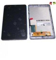 Asus Google Nexus 7 pantalla lcd + táctil original + marco v
