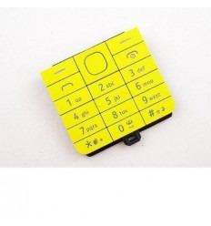 Nokia Asha 200 teclado amarillo original