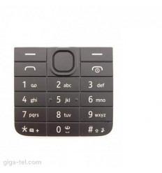 Nokia Asha 208 teclado negro original