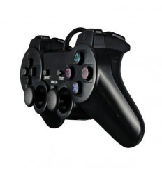 Twin shock 2 compatible controller for PS2