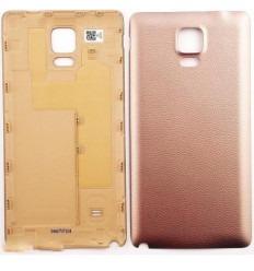 Samsung Galaxy Note 4 SM-N910F tapa batería dorado