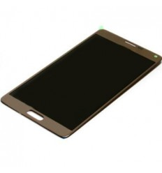 Samsung Galaxy Note 4 SM-N910F original display lcd with gol