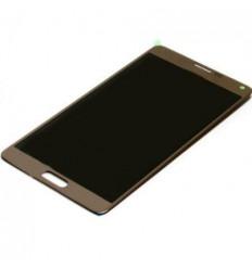 Samsung Galaxy Note 4 SM-N910F pantalla lcd + táctil dorado