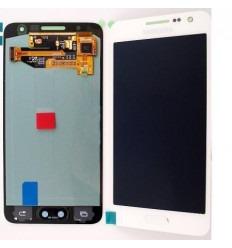 Samsung Galaxy A3 A300F A300FU pantalla lcd + táctil blanco
