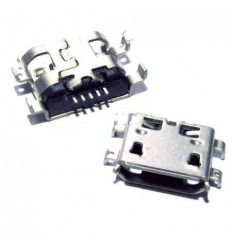 Bq Aquaris E4, 3.5, 4.5, 5, 5HD conector de carga micro usb