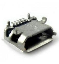 Bq Aquaris BQ E5 E5 H5 E5 FHD conector de carga micro usb or