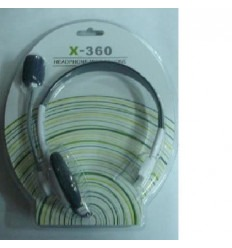 Xbox360 Headphone Microphone
