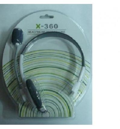 Xbox360 Headphone Microphone