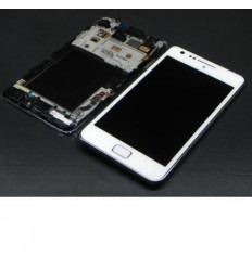 Samsung Galaxy SII Plus I9105P pantalla lcd + tactil blanco