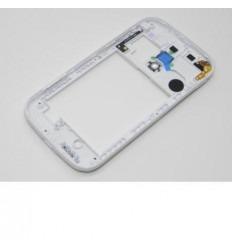 Samsung Galaxy Ace 2 I8160 caracasa central blanco