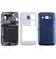 Samsung Galaxy Express 2 G3815 darck blue full housing