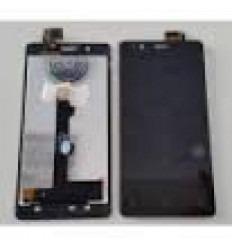 BQ Aquaris E4.5 pantalla lcd + táctil negro original 5k0631