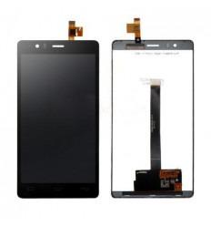 Bq Aquaris E6 original display lcd with black touch screen