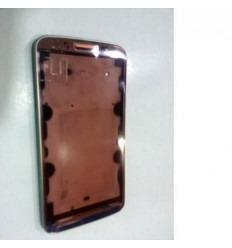 LG G2 Mini D620 carcasa frontal dorado