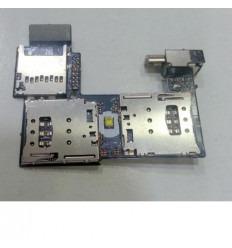 Motorola Moto G2 XT1063 flex lector sim y memoria original