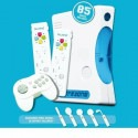 Multimedia games console + 3 +85 + 5 accesories wireless con