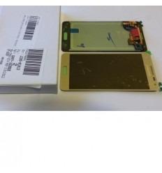 Samsung Galaxy Alpha SM-G850F pantalla lcd + táctil dorado o