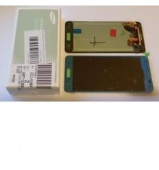 Samsung Galaxy Alpha SM-G850F pantalla lcd + táctil azul ori