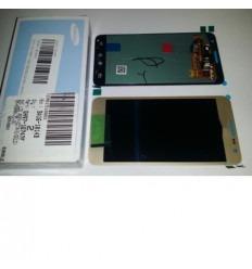Samsung Galaxy A3 A300F A300FU pantalla lcd + táctil dorado