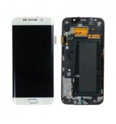 Samsung Galaxy S6 Edge G925F original display lcd with white